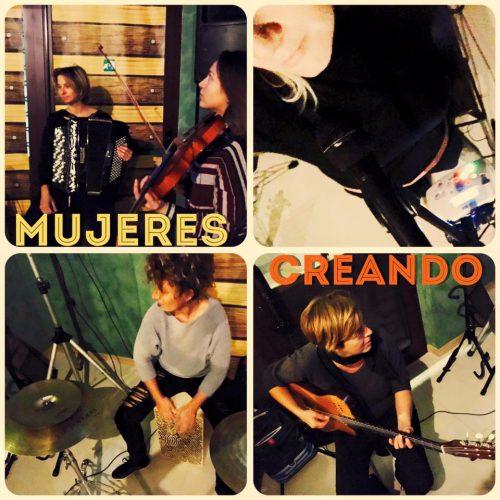 Mujeres Creando Band